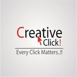 CreativeClick Company Logo by CreativeClick in Indore MP